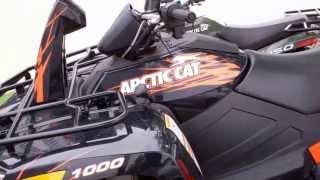 2. 2012 Arctic cat 1000i LTD Mudpro Orange Metallic