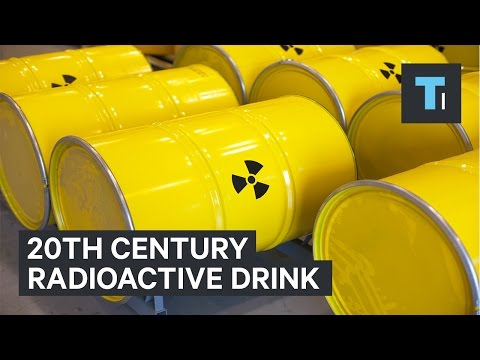Would Drink a Radioactive Energy Drink?