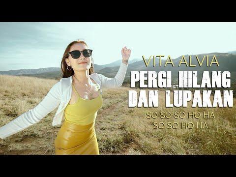 Vita Alvia - Pergi Hilang dan Lupakan - Remix So So Ho Ha Semongko (Official MV ANEKA SAFARI)