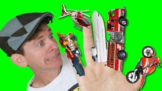 Video Finger Family Song - Vehicles with Matt | Action Song, Nursery Rhyme | Learn English Kids MP3, 3GP, MP4, WEBM, AVI, FLV Maret 2019