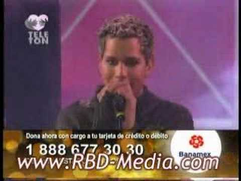RBD - Teletón 2006 - A Tu Lado