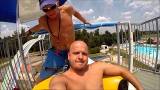 Eddyville (KY) United States  City new picture : Venture River Waterpark - Eddyville, Ky - 07/31/14 (B-CAM) GOPRO HERO 3 BLACK