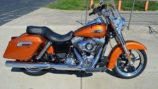5. 2014 Harley-Davidson® FLD - Dyna® Switchback™ Amber Whiskey