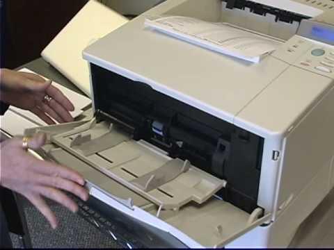 HP LaserJet 4000 Printer Overview