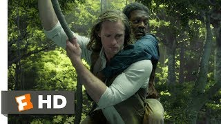 Nonton The Legend Of Tarzan  2016    Train Fight Scene  3 9    Movieclips Film Subtitle Indonesia Streaming Movie Download