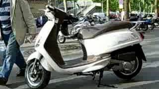 8. SCOOTER SYM 125 FIDDLE