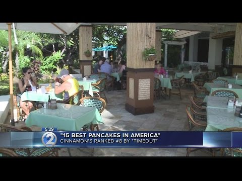 Oahu restaurant's pancakes considered some of the best in the country