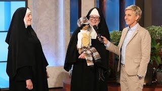 The Voice 2, la parodia USA di Suor Cristina VIDEO