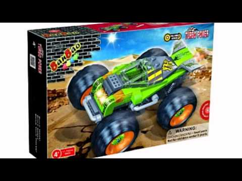Video New  video for the Thunder Toy Building Set