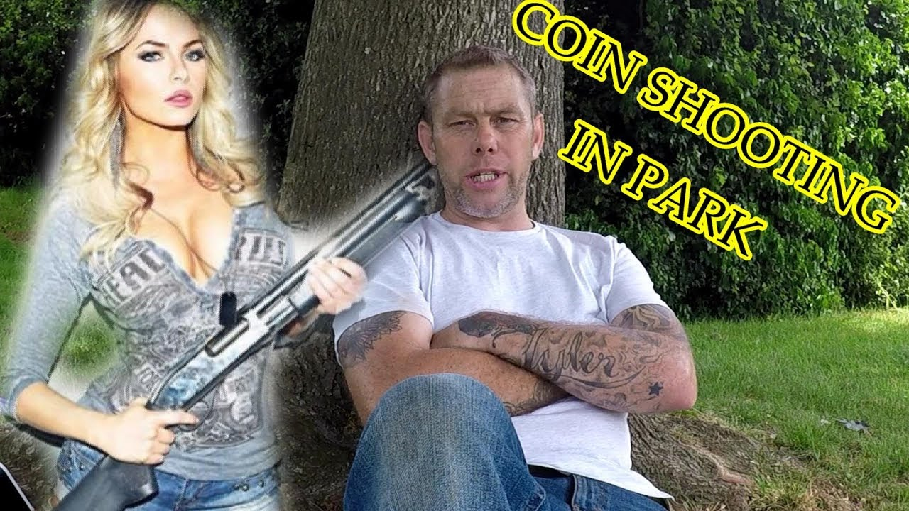 COIN SHOOTING IN PARK / YT:EnglandsHistory