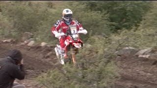 Team HRC - Desafio Ruta 40, Part 1.