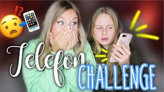 Video TELEFON Challenge 😳 mit meiner Schwester Lena | Dagi Bee MP3, 3GP, MP4, WEBM, AVI, FLV Februari 2017