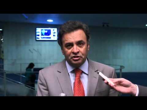 Aécio Neves: Tribunal Regional Federal para Minas Gerais