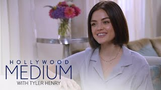 Video Tyler Henry Connects Lucy Hale to Her Late Grandmother | Hollywood Medium with Tyler Henry | E! MP3, 3GP, MP4, WEBM, AVI, FLV Juni 2018