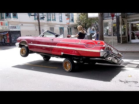 Lowriders and other vehicles: Cesar Chavez Day Parade San Francisco 2016, Part 2