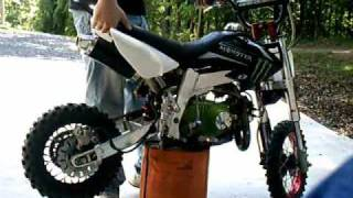 7. Modified CRF Monster Energy