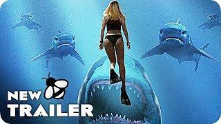 Deep Blue Sea 2 Trailer (2018)
