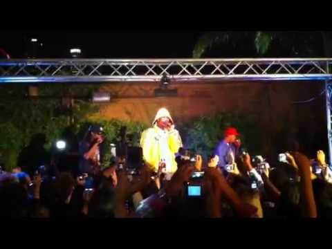 0 Ron Artest x T Pain   Champions Performance at J Lounge | Video