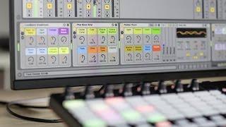 Ableton Live Rack Fx 01