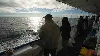 Fishing aboard the Mijoy