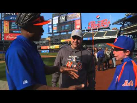 Video: Play Ball: Matthew Miller's dream day with Mets