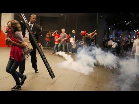 Brasilien: 24-Stunden-Streik gegen Bolsonaros Rentenr ...