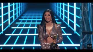 Cardi B Wins Top Rap Song - BBMAs 2019