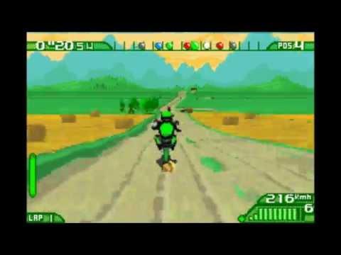 Moto Racer Advance GBA