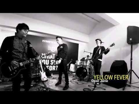Dear Jane - Yellow Fever (Dr. Martin AW13 Launch Party Live)