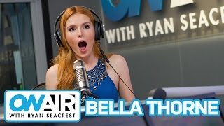 Video Bella Thorne Calls Ansel Elgort | On Air with Ryan Seacrest MP3, 3GP, MP4, WEBM, AVI, FLV April 2018