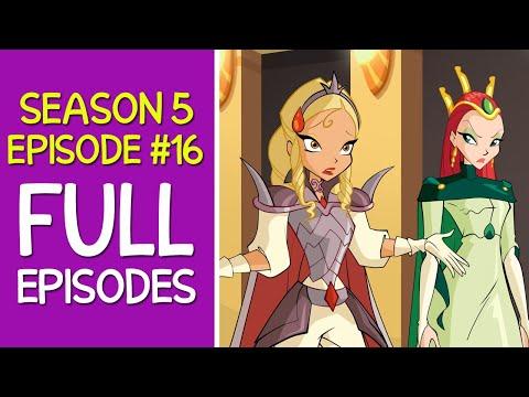 "Winx Club Season 5 Episode 16 ""The Eclipse"" Nickelodeon [HQ]"