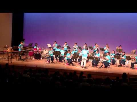第46回伊都地方吹奏楽祭 隅田中学校吹奏楽部