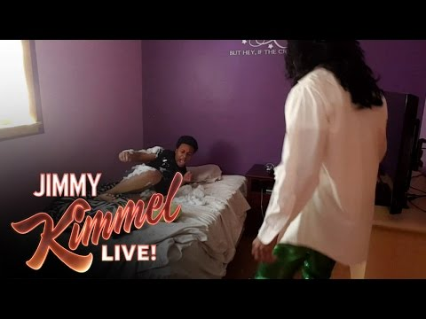 Jimmy Kimmel s I Served a Snowball in Bed YouTube