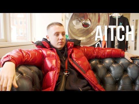 "Aitch Interview: Explains New Single ""Trust Me"" 