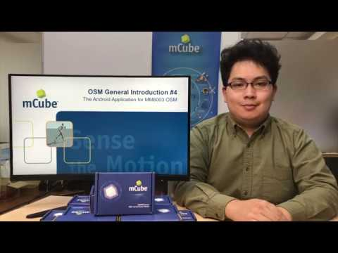 mCube OSM, MM8003, Android App