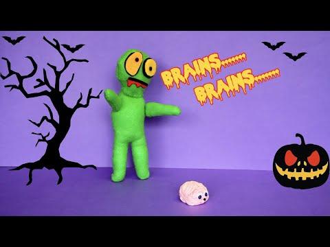 Play doh - Zombie Softie