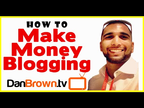 How To Make Money Blogging 101 – Best Way To Make Money Blogging