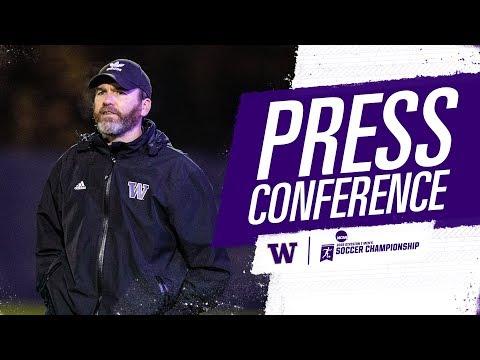 MSOC: NCAA Postgame Presser (Marshall)