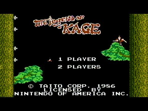 the legend of kage nes rom