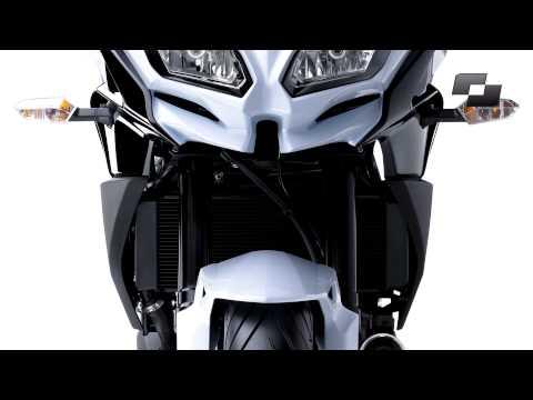 Vídeos de la Kawasaki Versys 650