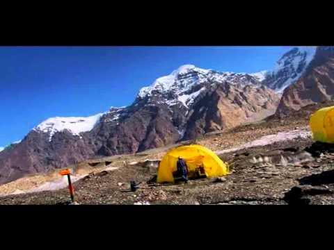 Путешествие в Киргизию. Тянь-Шань 2014 (видео)