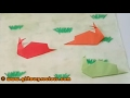 Origami Snail  Simple And Easy Paper Art Crafts For Kids And Everbody