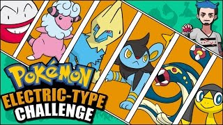 ELECTRIC POKÉMON CHALLENGE | Pokémon Naming Challenge by Ace Trainer Liam