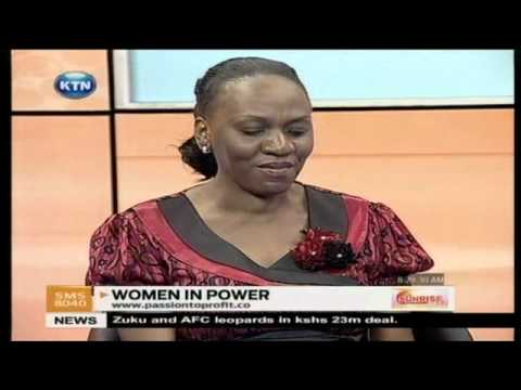 Women in Power Ft Fridah Owinga - Sunrise Live