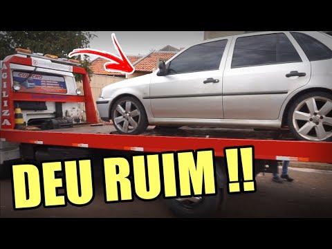 O GOLZINHO FOI PARAR NO GUINCHO DESSA VEZ