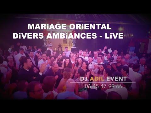 MARIAGE ORIENTAL - Divers Ambiances LIVE