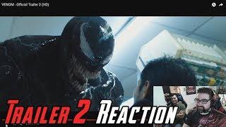 Video Venom Trailer #2 Angry Reaction MP3, 3GP, MP4, WEBM, AVI, FLV Agustus 2018
