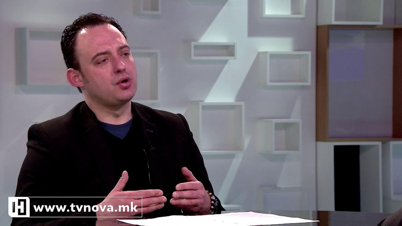Спиро Ристовски – заменик Министер за образование и наука
