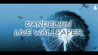 Dandelion Live Wallpaper YouTube video