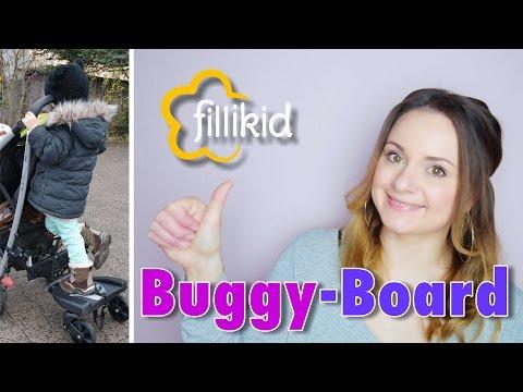 Test: Fillikid Buggy-Board Filliboard   babyartikel.de